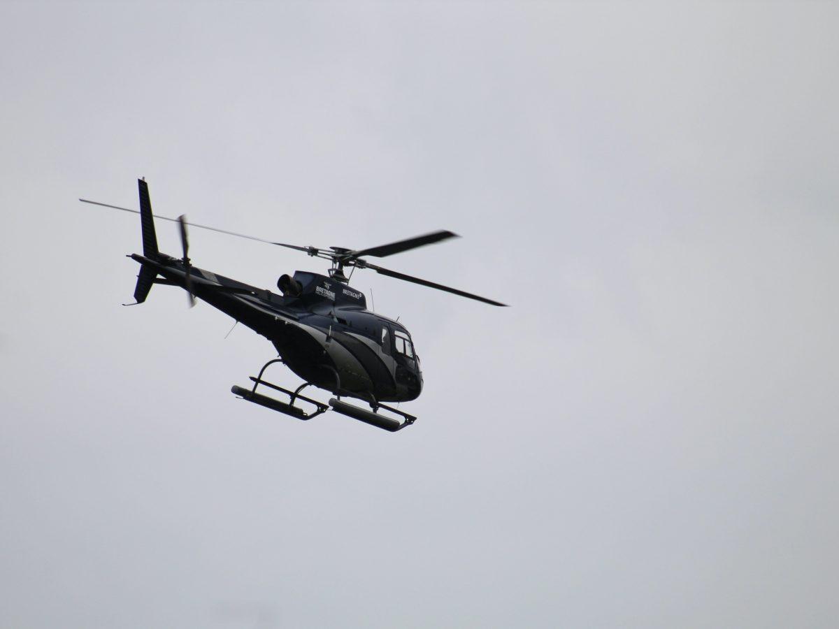 Guide: Helikoptertur på Sjælland